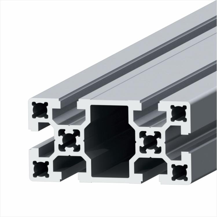 profilé aluminium en l
