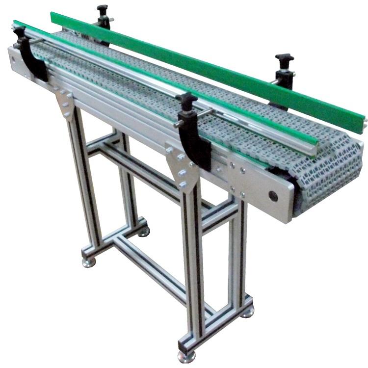 Modular Belted Straight Conveyor