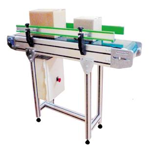 PVC Belted Straight Conveyor
