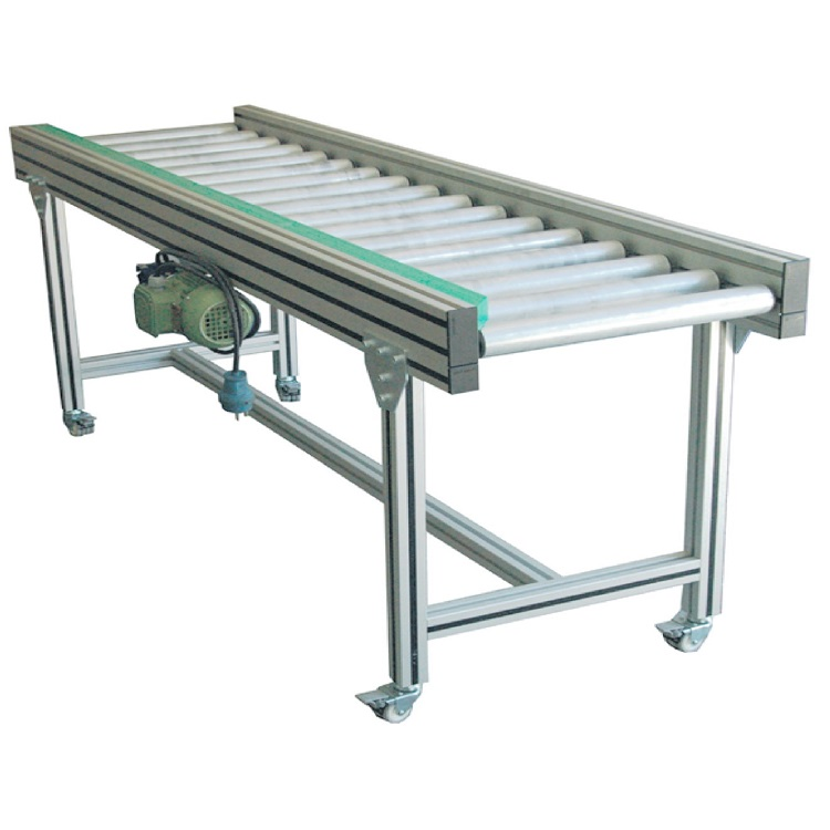 Driven Roller Conveyors